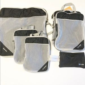 Other - Travel Compression Packing Bags Lot of 6